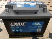 Citroen Xsara Picasso Battery
