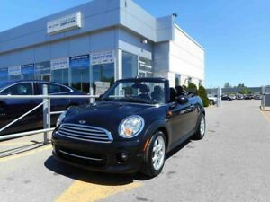 2013 Mini COOPER CONVERTIBLE SIEGES CHAUFFANTS/CUIR/BLUETOOTH