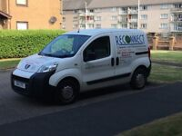 Peugeot Bipper Van White 1.4 HDI 70s. Diesel. ONLY 6700 miles. SOLD PENDING COLLECTION