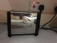 Cookworks Stainless Steel Toaster