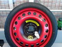 Vauxhall Vectra 2002 space saver spare wheel NEW