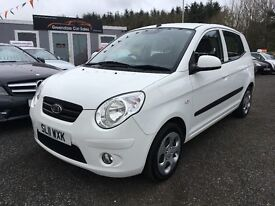 2011 KIA Picanto Only £25,000 Miles 12 Months Warranty Finance Available