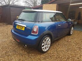 2008 MINI COOPER D 1.6 CHILLI PACK