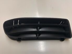 VW bora Lower bumper grille right side brand new