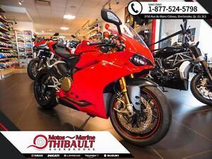 2016 Ducati Panigale 1299 S