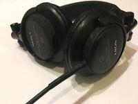 Sony MDR-V500DJ Headband Headphones - Black Professional