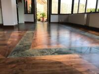 LB Wood Flooring Specialists. In Leicestershire and midlands /sanding varnishing industrial cleaning