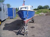 15ft fishing/day boat