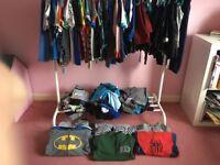 Massive bundle of boys clothes age 5-6