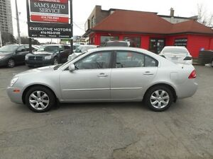 2008 Kia Magentis LX SHOWROOM CONDITION LOW KM