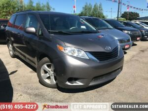 2013 Toyota Sienna LE | 8PASS | ONE OWNER | CAM