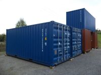 Shipping Container - NEW - 20ft x 8ft