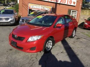 2009 Toyota Corolla CE Extra Clean! Look At The Pictures!