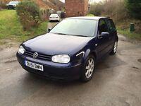 2.8 v6 4motion Vw Volkswagen mk4 golf not r32