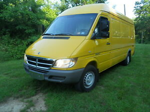 2006-DODGE-SPRINTER-2500-CARGO-VAN-168-SUPER-HIGH-TOP-MB-2-7L-TURBO-DIESEL