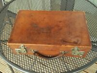 Vintage Leather Attache/Briefcase