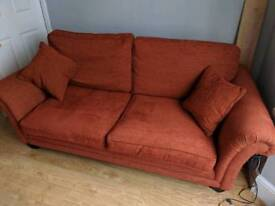 Parker knoll sofas 2&3 seater