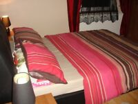 Doubl size room with double bed avaliable for rent