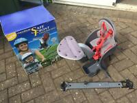 Wee ride Children's kids bicycle bike seat chair REDUCED