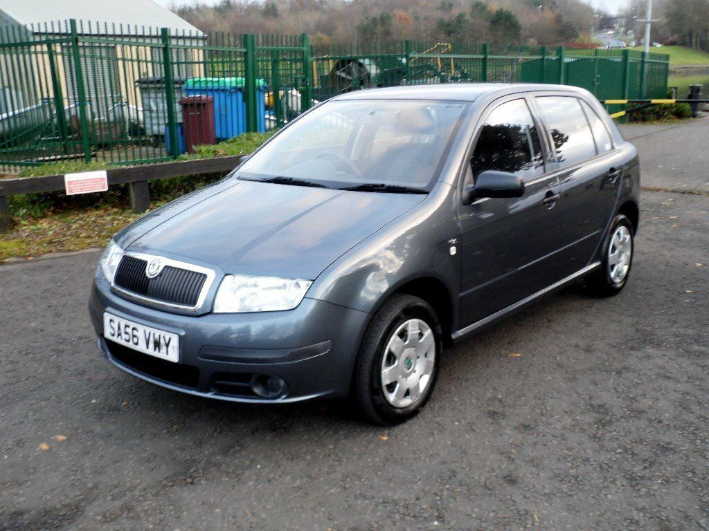 2006 56 skoda fabia classic 1 4 tdi 40035mls in southside glasgow gumtree. Black Bedroom Furniture Sets. Home Design Ideas