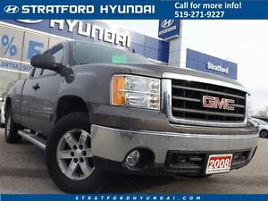 2008 GMC Sierra 1500 SLE | Z71 | NO ACCIDENTS | 4X4 | V8 | TOW P