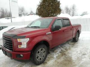 "2016 Ford F-150 4WD SuperCrew 145"" X"