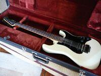 FENDER Contemporary Stratocaster JAPAN 1987 E serial No.electric guitar
