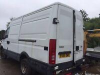 Iveco daily van parts available bumper bonnet axel Ecu set wheel door wing light