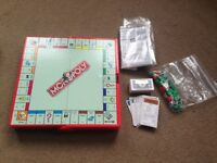 Travel Size Monopoly Board Game