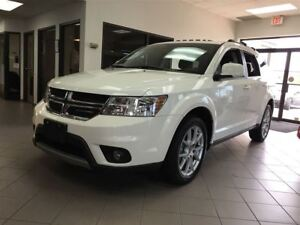 2016 Dodge Journey Limited/ SUNROOF /DVD-PLAYER /HEATED SEATS
