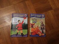 Books - 2 x Read It Yourself Level 4 Traditional Tales