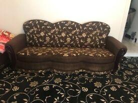 3 sofa setteys for sale bargain collect only