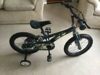 Child's Bike 16 inch wheels in very good condition