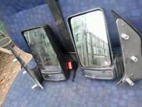 Iveco daily wing mirror