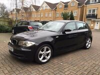 2007 BMW 120D 2.0 DIESEL AUTOMATIC , fsh , part exchange swap