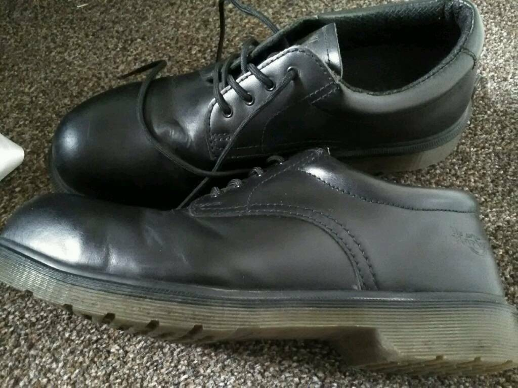ef8ad901 Workwear steel toe cap shoes size 9 | in Stoke-on-Trent, Staffordshire ...