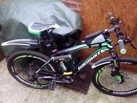 Hi I have a 27 speed euro bike