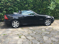 Mercedes SLK 230k petrol manual low milesge