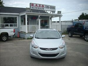 2012 Hyundai Elantra GLS ECO Edition  SUNROOF BLUETOOTH