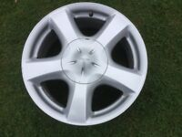 ISUZU D MAX 17 INCH ALLOY WHEEL 2017 MODEL