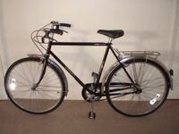 "Classic/Vintage/Retro Peugeot Tradition 22.5"" Commuter/City/Town Bike (will deliver)"