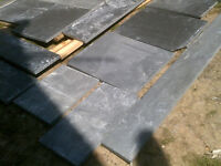 SLATE SLABS ALL SIZES NEW OFF-CUTS 2 metre square x 20mm