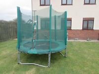 Trampoline - 8ft with Enclosure