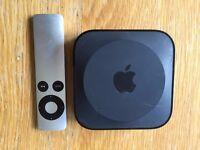 Apple TV system