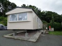 NEW 2016 Willerby Mistral 35ftx12ft 2 Bedroom Static Caravan Holiday Home Sited at Tan Y Bryn