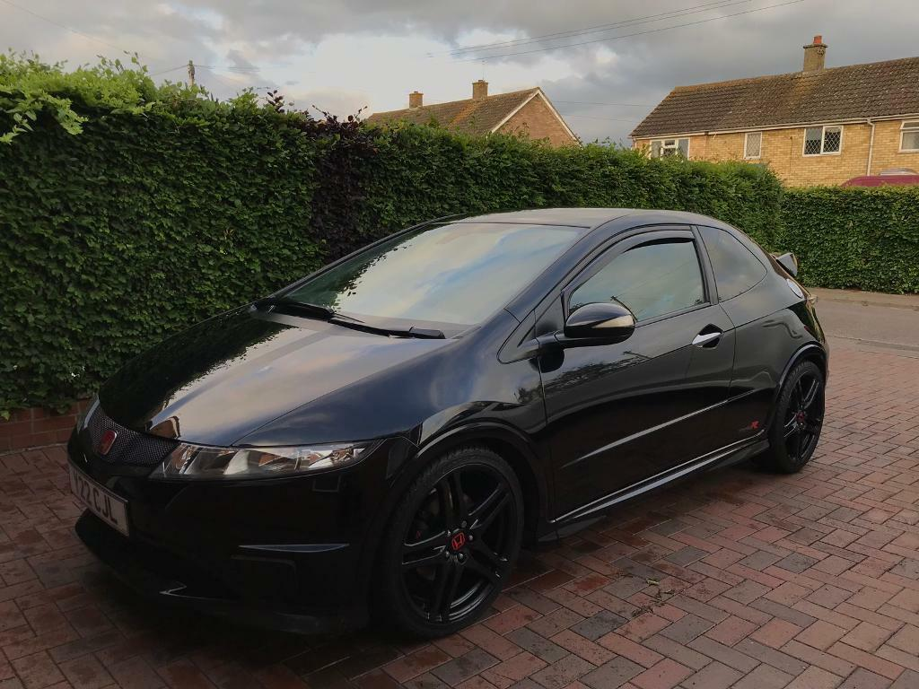honda civic type r gt fn2 nighthawk black in benson. Black Bedroom Furniture Sets. Home Design Ideas