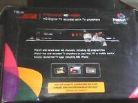ECHOSTAR FREESAT BOX