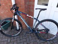 Cannondale F29 Lefty, used only once
