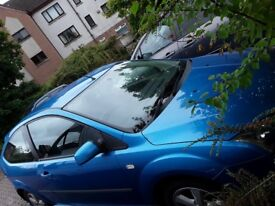 Ford focus blue for sale