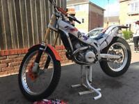 Trial bike beta techno 2 stroke 250cc needs nothings
